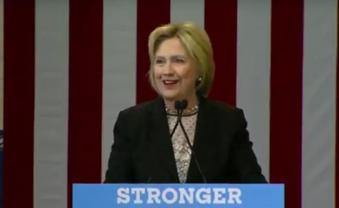 Watch Replay: Hillary Clinton Attacks Donald Trump On Economy In Columbus, Ohio, Tuesday, June 21