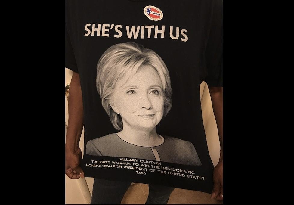 Hillary Clinton's Campaign Declares Nomination Fight Over: At Least On T-Shirts