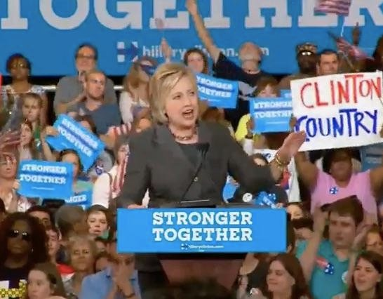 Watch Replay: Hillary Clinton Attacks Donald Trump At Rally In Raleigh, North Carolina, Wednesday, June 22