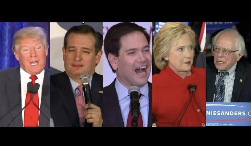 Winners & Losers: Watch Candidates' Speeches After Iowa Caucuses