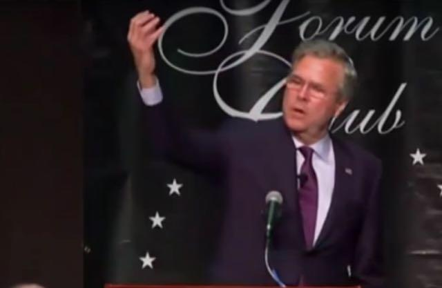 Next Secretary Of Selfies? Jeb Bush Shares Selfie Photo Tips