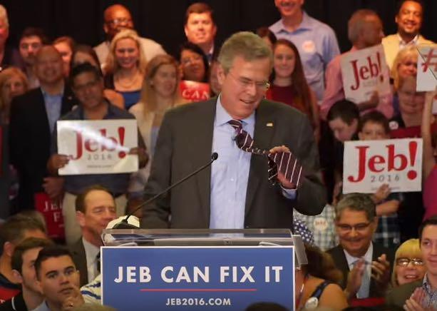 Video: How Jeb Bush Is Not Donald Trump