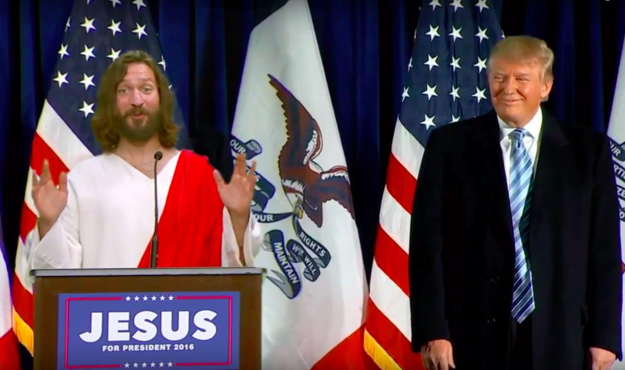 Viral Video: GOP Candidates' Words As Recited By Jesus