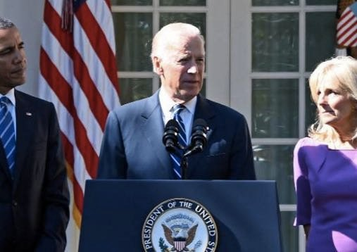 Joe Says No: Biden Won't Run For President In 2016