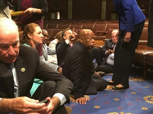 Democrats End House Sit-In Demanding Gun Control Vote