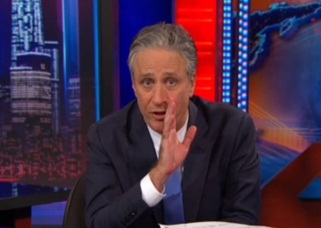 Jon Stewart's Parting Words: 'If You Smell Something, Say Something'