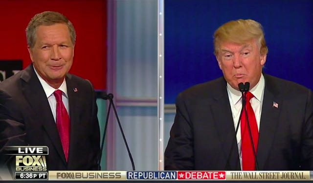 Kasich & Bush Jump On Trump: Deporting 11 Million Undocumented Not Practical