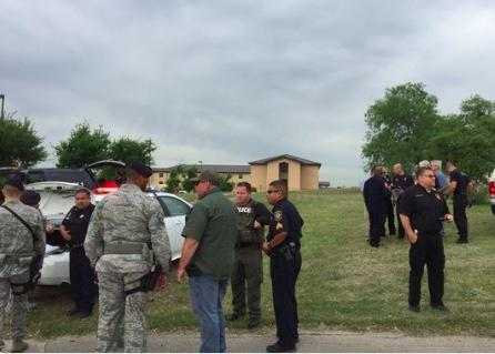 'Murder-Suicide' At Lackland AFB Not Terrorism: 'We Have 2 Dead'