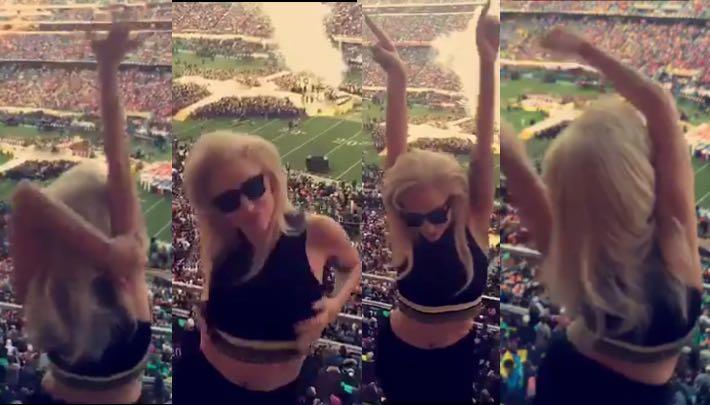 Lady Gaga Suite: Did You See Her Dancing At Super Bowl Halftime Show?