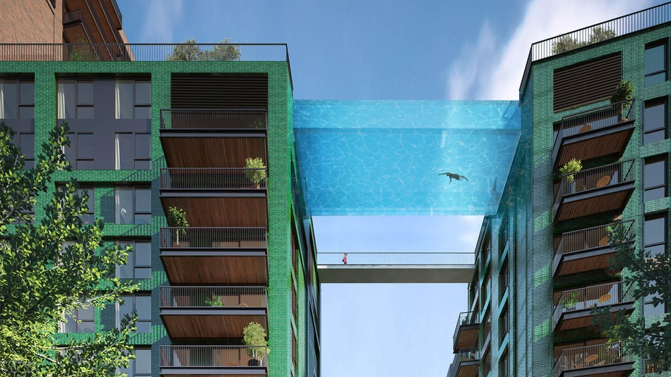 A Pool In The Sky, Easier Wi-Fi Via Google & Apple's Pink iPhone
