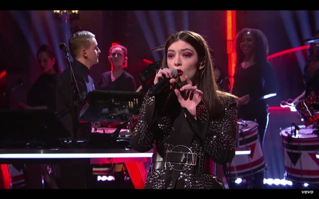 Oh, Lorde: So Perfect They Think She's Lip-Syncing On SNL! Is She?