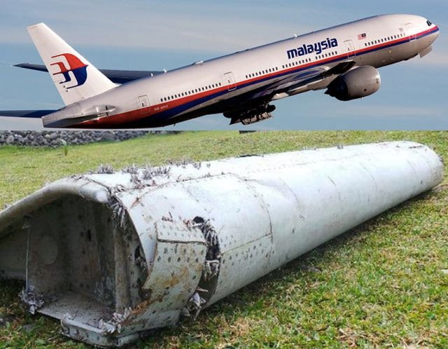 Mystery Of MH370: Beached Flap Confirmed From Missing 777