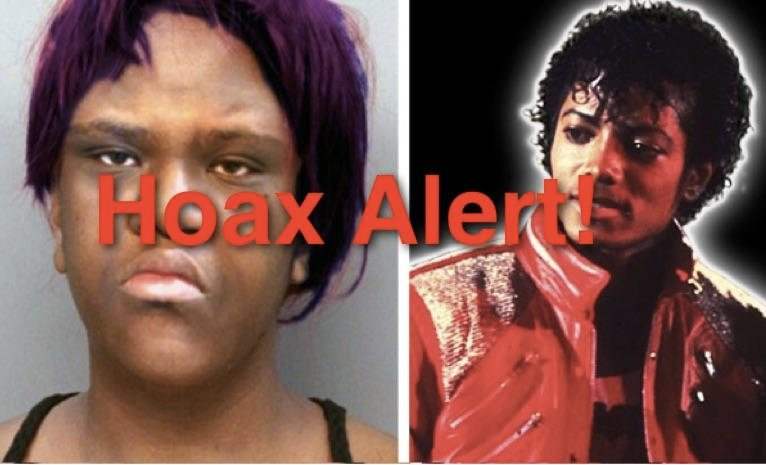 Hoax Alert! Woman DID NOT say Michael Jackson's Ghost Molested Her Kids