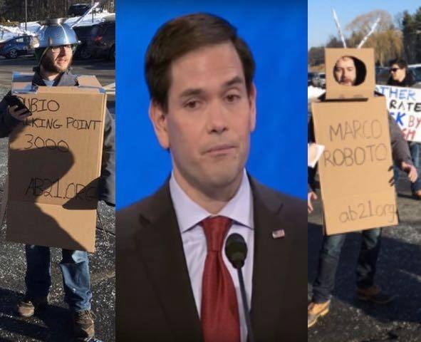 Marco Roboto: Will Rubio's 'Memorized' Debate Lines Derail His Momentum?