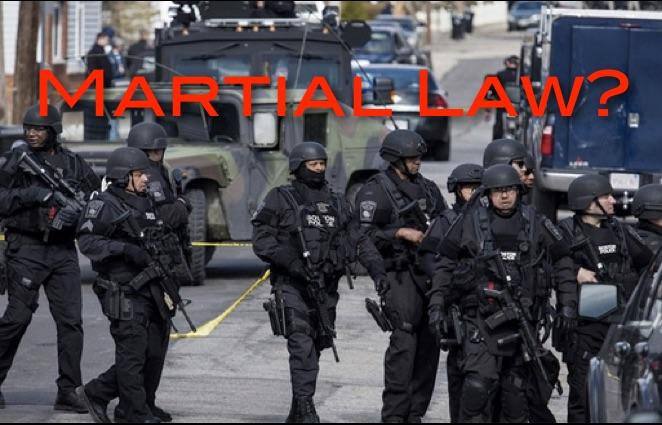 Why Is Martial Law Trending On Twitter? Because That Many People Think There's An Obama Conspiracy To Impose It