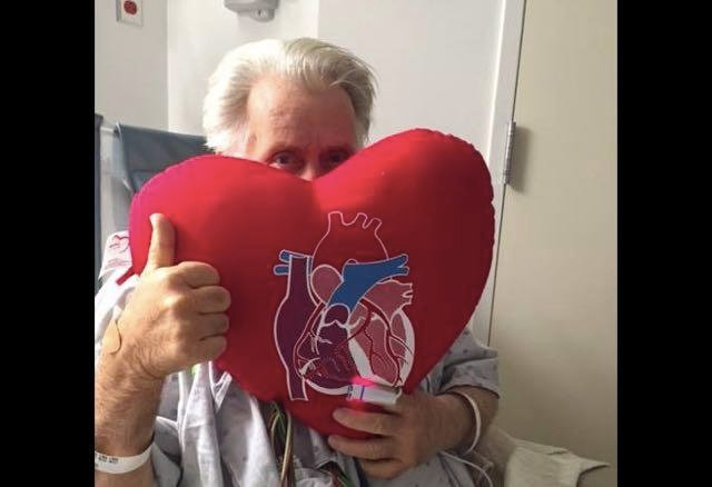 Martin Sheen Gets 'Successful' Heart Bypass Surgery