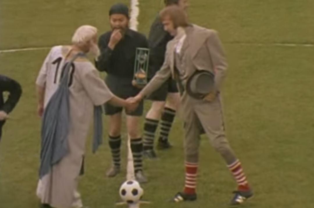 Greece v. Germany: Monty Python Sketch Offers Crisis Insight