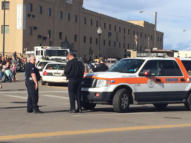 Breaking: 'Multiple' Shootings, One Stabbed At Denver Coliseum