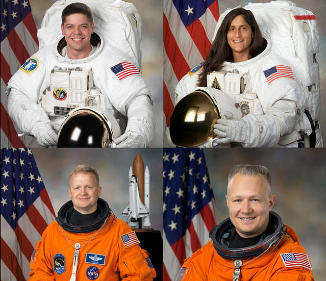 The Right Stuff: Meet America's Next Generation Of Space Pilots