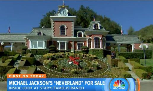 Video: Inside Michael Jackson's Neverland Ranch: For Sale At $100 Million