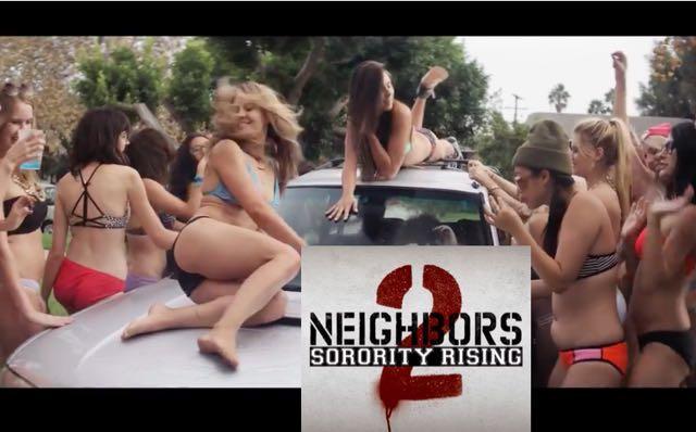 Neighbors 2: Sorority Rising Trailer Shows Seth Rogen Vs. Chloe Moretz