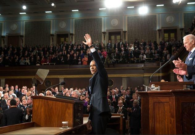 Watch Replay & Read Tweets: President Obama's Final State Of The Union Address