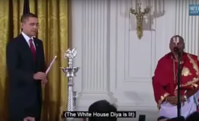 Hoax Alert: President Obama did NOT declare India's Diwali A U.S. Holiday