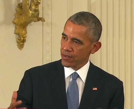 Obama: Turkey Has The Right To Shoot Down Russian Jets
