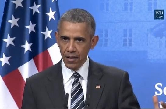 Watch LIVE Stream: President Obama Holds a Press Conference with German Chancellor Merkel