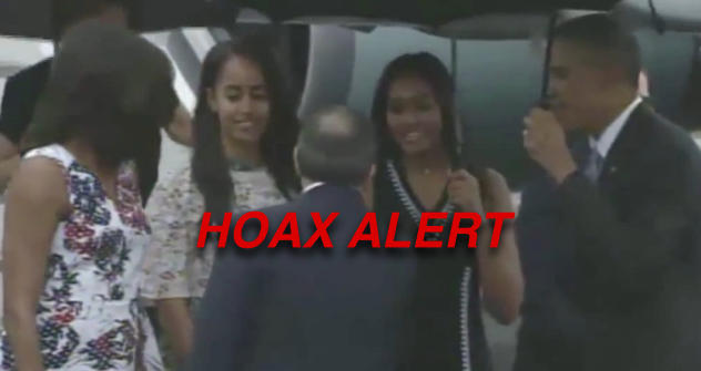 Hoax Alert! The Obamas ARE NOT Making BET Reality TV Show