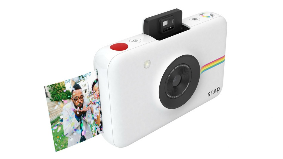 Hacked iPhones, Lego Computers and Instant Polaroids... Without Ink!