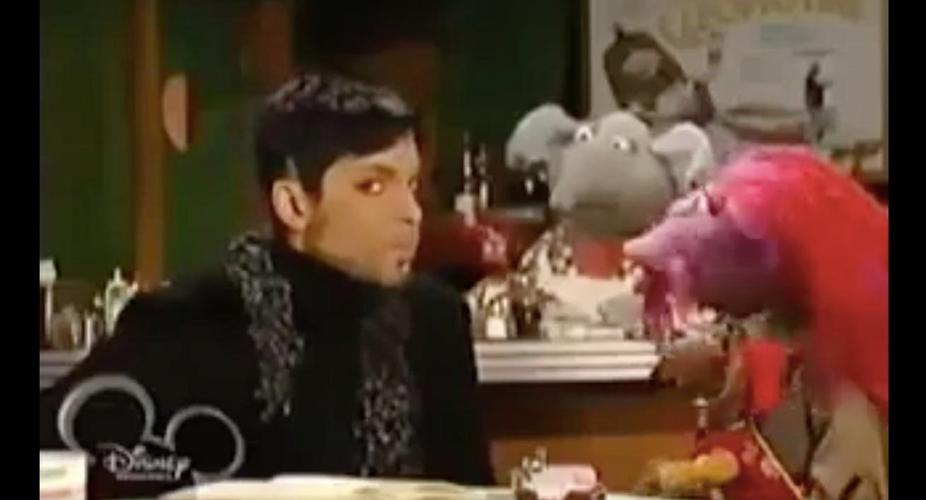 Prince Visits The Muppets: His Music Is Ageless