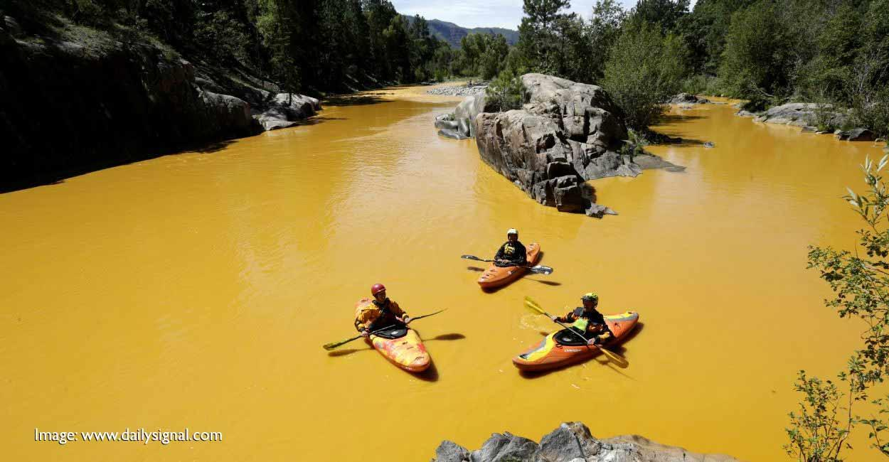 EPA Reveals 'Gold King Mine' Spill Worse Than Initially Stated