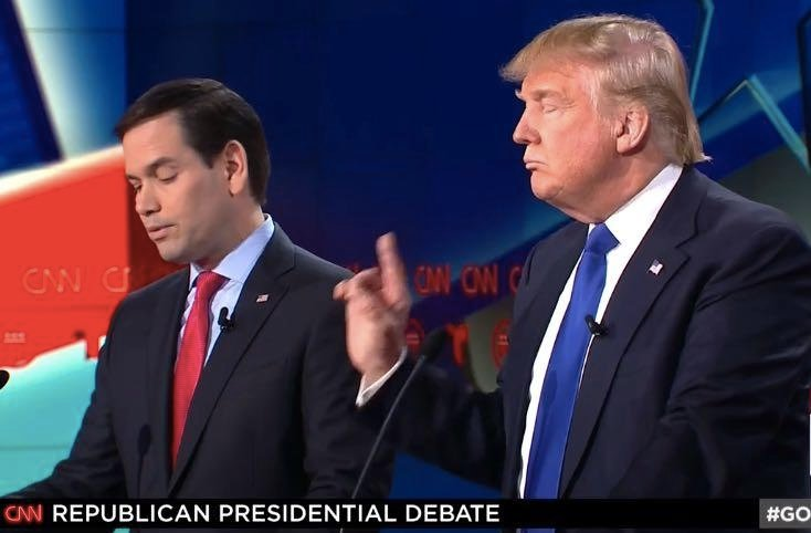 Marco Rubio: Nominating Donald Trump Would Destroy The GOP