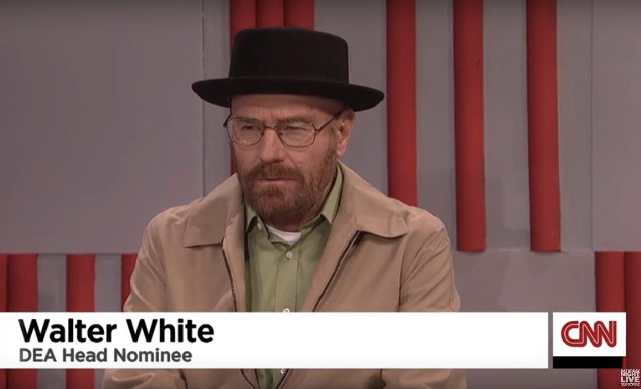 Satire: Donald Trump Picks 'Breaking Bad' Character Walter White To Run DEA