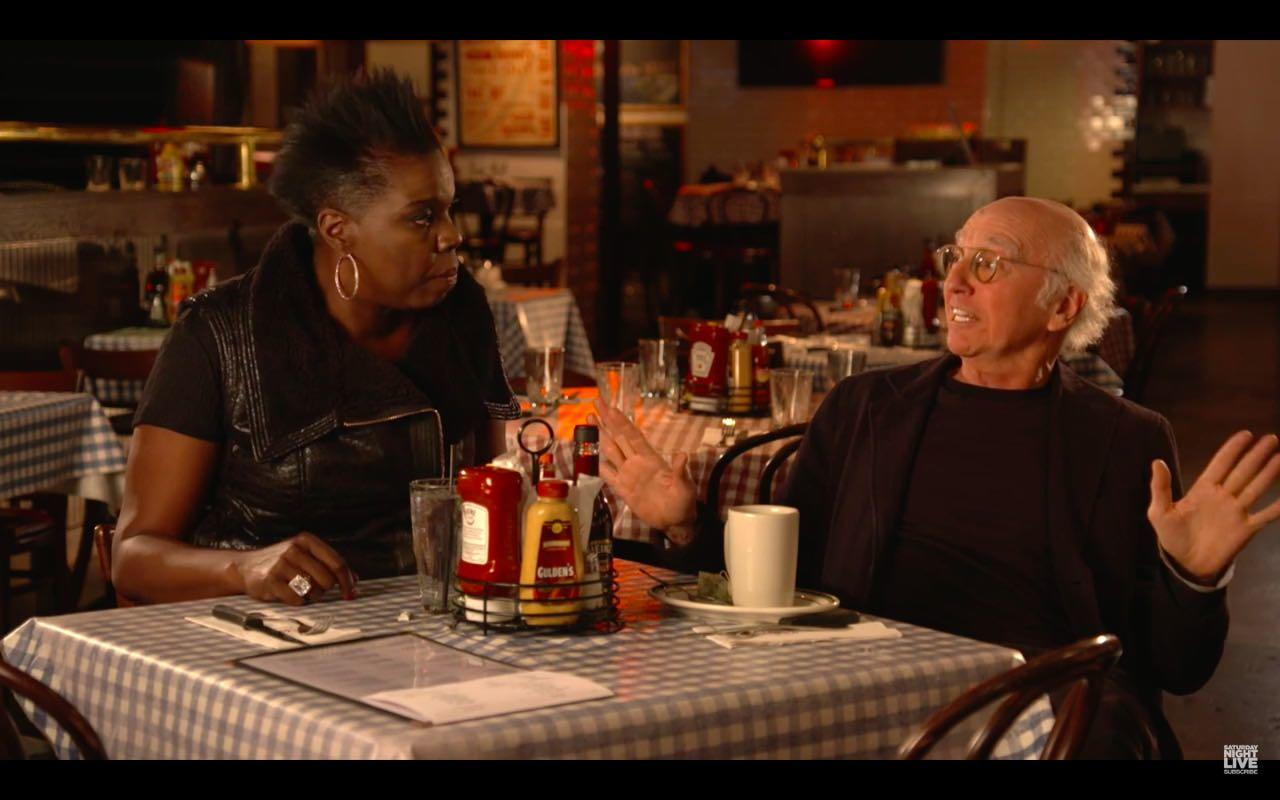 Larry David's 'Saturday Night Live' Promos Are Funny, But He Asks That You Not Watch The Show