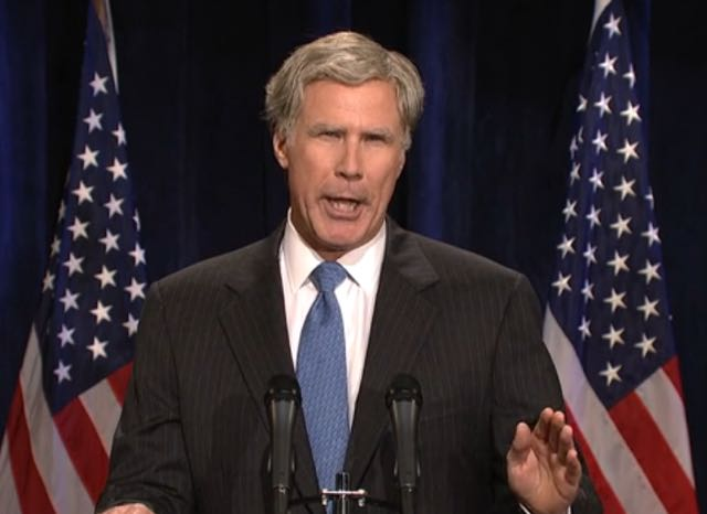 Miss George W Bush? Will Ferrell Brings Him Back On SNL For 2016 Satire