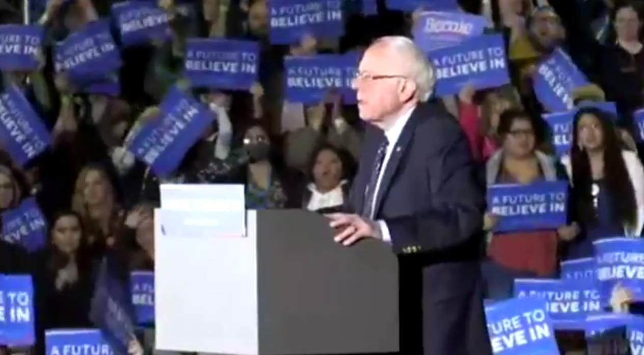 LIVE Stream: Bernie Sanders Rally From Lawrence, Kansas