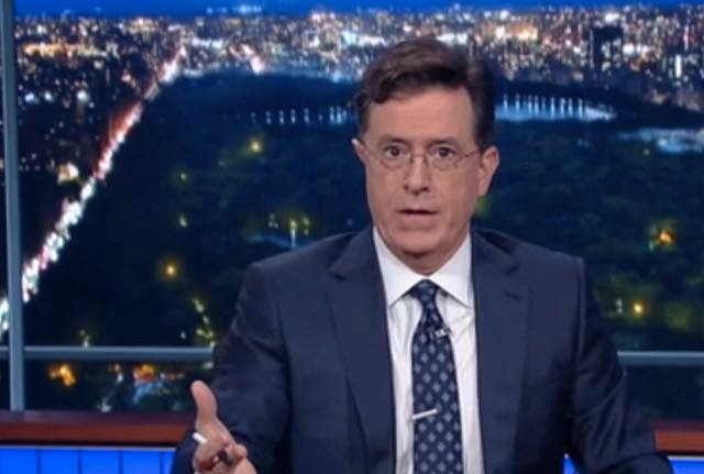 Stephen Colbert: Doing Nothing After Oregon College Shooting Is 'Insanity'