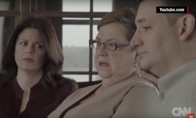 Bizarre Ted Cruz Video: The Making Of A Pro-Family Political Ad