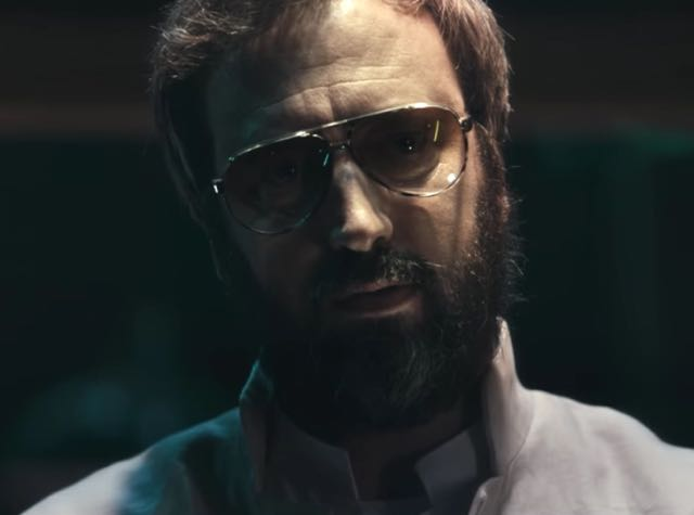Tom Green's Creepy 'Iron Sky 2' Character: Watch The New Trailer!