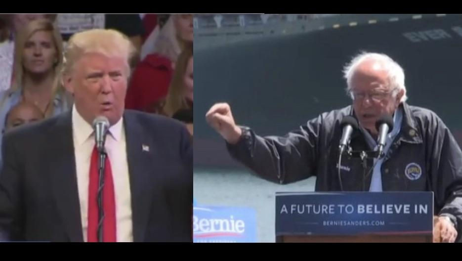 Donald Trump Pulls Out Of Planned Debate With Bernie Sanders: Sanders Responds