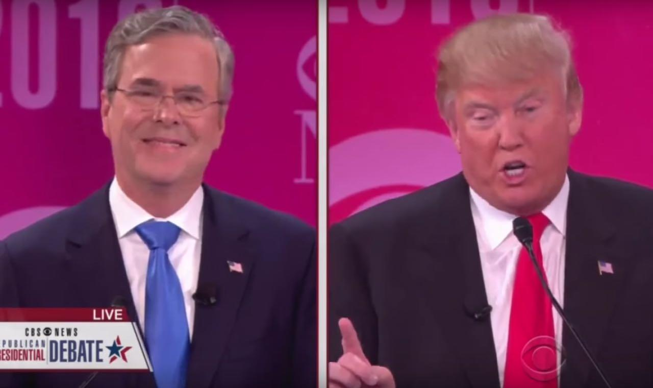 Donald Trump: Jeb's a 'Liar' & 'Hypocrite' On Eminent Domain, Bush Used It Big Time