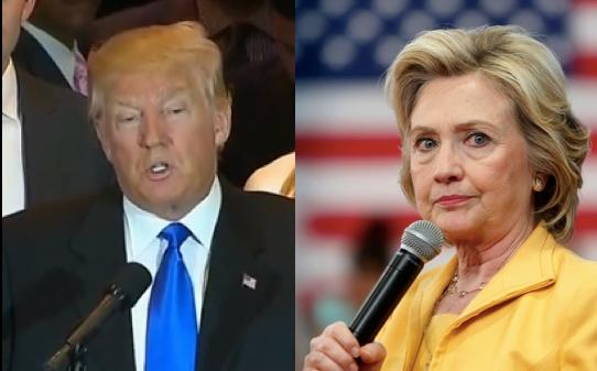 Opinion: Donald Trump & Hillary Clinton Have A Lot In Common -- Old, White & Rich
