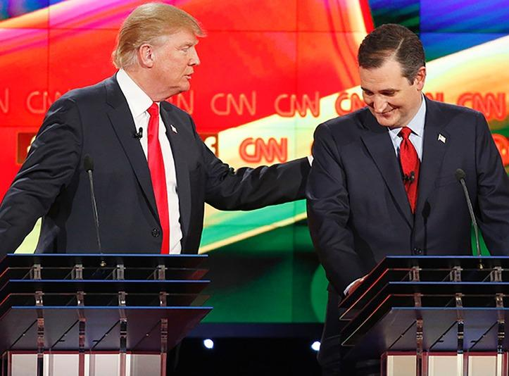 Donald Trump's Latest Tirade: Ted Cruz Is 'A Totally Unstable Individual'