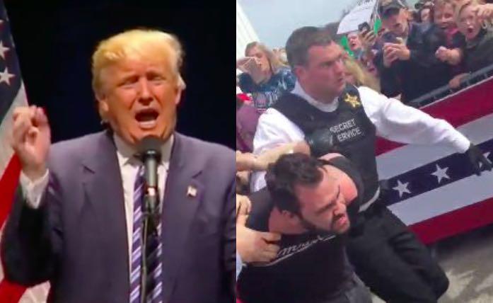 Donald Trump Threatens To Send 'Disrupters' To Bernie Sanders' Rallies
