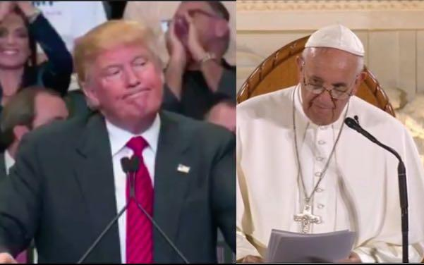 Opinion: Is Donald Trump Right? Is Pope Francis Too Political?