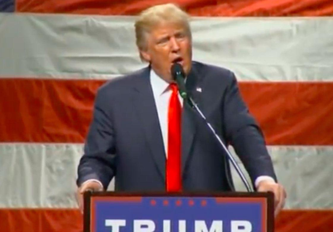 Watch LIVE Stream: Donald Trump Speaking At Poughkeepsie, New York, Rally