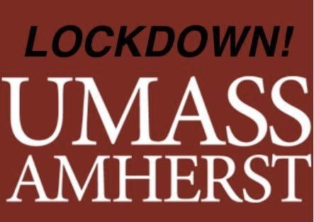 UMass Amherst Campus Lockdown Over: No Details Yet On 'Hostile Armed Man' Report
