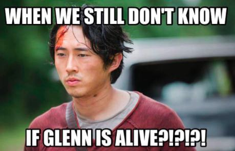 Walking Dead Mystery: Was That Glenn We Heard Calling For Help On Walkie-Talkie?